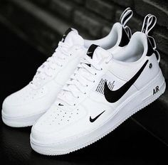 Nike Air Force 1 07 Utility White Black Yellow Men s Size 9 US Nike Air Force 1 07 Utility White Black Yellow Men s Size 9 US fashion clothing shoes accessories mensshoes Black Nike Sneakers, Moda Sneakers, White Nike Shoes, Black Nikes, Yellow Shoes, Shoes Sneakers, Women's Shoes, Sneakers Adidas, Sneakers Women