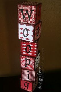 college football fun! - Need to make a UTES one of these too!