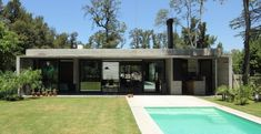 BAK Architects - BA House, Villa Udaondo, Buenos Aires Province, Argentina.