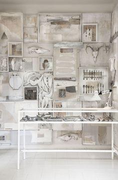 Hueso Restaurant, a Curiosity Cabinet of 10,000 Bones in Mexico   Yatzer