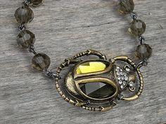 Egyptian Scarab Beetle Bracelet