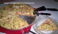 Pizza rápida de frango com catupiry e  pão de forma