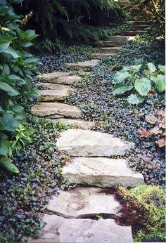 Garden Stone Path 20