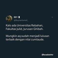 Quotes Rindu, Quotes Lucu, Tweet Quotes, Mood Quotes, Funny Quotes, Life Quotes, Reminder Quotes, Self Reminder, Funny Kpop Memes