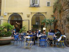 Tramezzini and cocktails at Amblè in Florence Firenze, Bella, Cocktails, Wanderlust, Bucket, Sunday, Van, Street, World