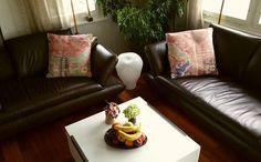 #meinformstil Kundin ist begeistern von den neuen Kissen von formstil.ch Couch, Furniture, Home Decor, Creative Ideas, Pillows, Settee, Decoration Home, Sofa, Room Decor