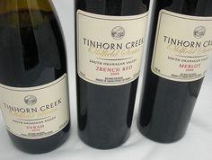 Tinhorn Creek Nom Nom, Bottle, Wine, Flask, Jars