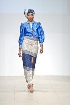 Nadir Tati : Africa Fashion Week in New York