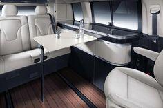 Mercedes Benz Marco Polo interior