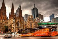 Federation Square, Melbourne - Lynden Smith