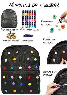 Decorar la mochila | BlogZOCO
