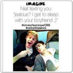 Sleeping with Zayn