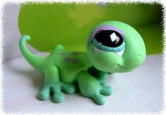 Littlest Pet Shop Lizard