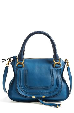 Chloé 'Medium Marcie' Leather Satchel - from @nordstrom #nordstrom