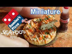미니어쳐 과일 ✔진짜같은 사과 Miniature ✔apple Tutorial - YouTube