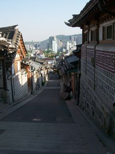 Seoul South Korea, this is what I remember from 1980.