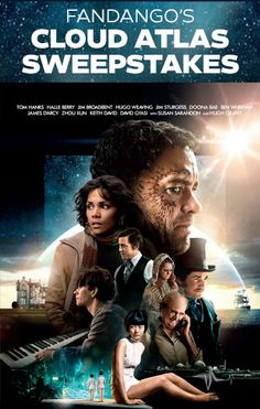 Fandago is organizing the Cloud Atlas Sweepstakes and is giving away the chance to win a trip to Los Angeles! If you want to win this amazing trip then all you have to do is just enter the contest now and try your luck!