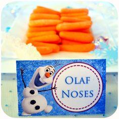 Dat worden hele populaire worteltjes! | Disney Frozen | CatchMyParty.com