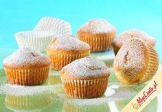 Magdalenas (not muffins, but similar) Gluten Free Sweets, Gluten Free Cakes, Gluten Free Baking, Gluten Free Recipes, Mini Cupcakes, Cupcake Cakes, Healthy Desserts, Sweet Recipes, Tapas