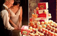 Wedding of Week: Jess + Gordie's Board Game Wedding at Cellar One Pops with Personality - Pt. 1 | Nashville Wedding Guide for Brides, Grooms - Ashley's Bride Guide