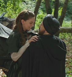"Sultan Murad V & Princess Farya Bethlen - Magnificent Century: Kösem - ""Iron Fist (Demir Yumruk)"" Season 2, Episode 1 (31)"