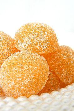 Pâtes de fruits - www.puregourmandise.com