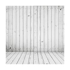 5x7ft Vintage White Wood Wall and floor Photography Vinyl Backdrop... ($35) ❤ liked on Polyvore featuring home, home decor, wall art, backgrounds, borders, filler, picture frame, wallpaper, photo wall art and white home decor