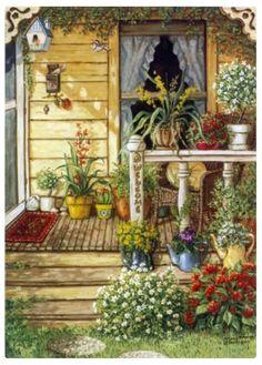 ¡Llegar a casa! Empezar a disfrutar de mi tiempo libre...El calor, el sabor, los aromas de mi casa...Todos los objetos  bellos que me gustan, que he elegido, que decoran mi hogar, que me recuerdan quien soy...