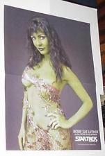 Star Trek Poster Orion Slave Woman Bobbi Sue Luther