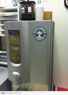 Starbucks Commercial Coffee Machine cops: worker poured cleaner into office coffee machine