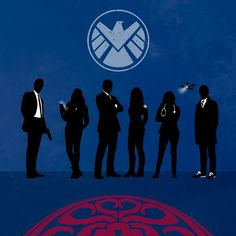 Agents of SHIELD || by AgentedeMARVEL || #fanart