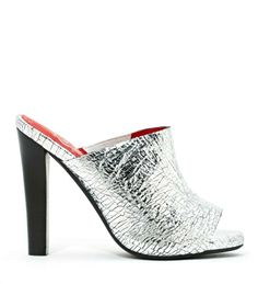 Nasty Gal Jeffrey Campbell Curie Mule on shopstyle.com