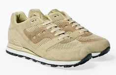 Club Monaco and Saucony Collaborated on a Bunch of Sneakers