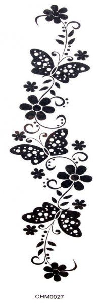 temporary tattoo designs women | ... » Foot Temporary Tattoo Designs – Best Tattoo Ideas For Women