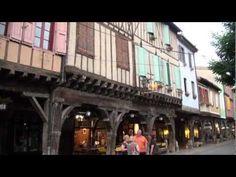 Mirepoix en Ariège - France