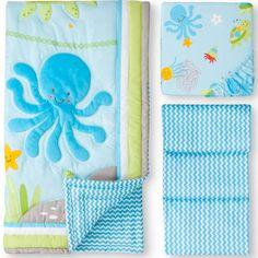 kids ocean bedding