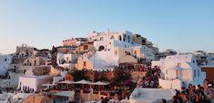 #TooMuchTourists #Santorini #Sunset