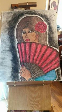 Donna spagnola