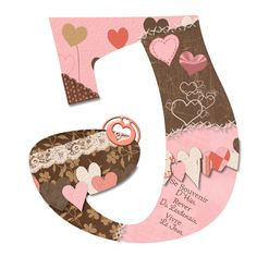 CH.B *✿* Alfabeto de San Valentin....J Letter J, Flourishes, Dolly Parton, Always Love You, Joy And Happiness, Letters And Numbers, My Music, Valentino, Names