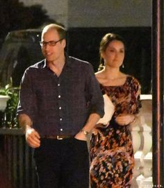 Prince William and Kate Middleton Do a Low-Key Dinner With Pippa's Future In-Laws