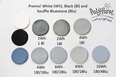 NCTMar_5 ~ Polymer Clay Colormix