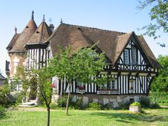 DH grandparents's house, l'Oisonnière, Normandie