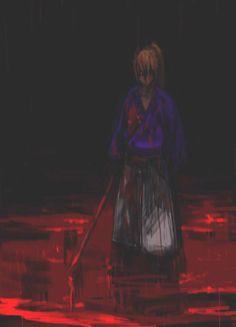 Himura Kenshin,Hitokiri Battosai - Rurouni Kenshin,Anime Manga Anime, All Anime, Me Me Me Anime, Anime Art, Kenshin Anime, Rurouni Kenshin, Kenshin Le Vagabond, Era Meiji, Mirai Nikki Future Diary