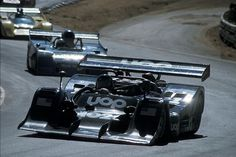 Vic Elford - Shadow DN2 Chevrolet Turbo - Universal Oil Products - Monterey Castrol Grand Prix Laguna Seca - Can-Am Laguna Seca Canadian-American - 1973 Challenge Cup, round 7