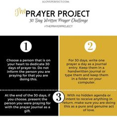 Today #onxonecole: See how this prayer challenge changed a life and what can be accomplished by participating in the 30-day prayer challenge. Click the in our bio. #prayerchallenge