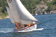 Aust-Agder Blad - Risør trebåtfestival 2008