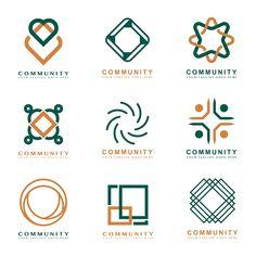 Logo Design Samples, Logo Samples, Typography Logo, Logo Branding, Branding Design, Solar Logo, Connect Logo, Web Design Icon, Logo Design Tutorial