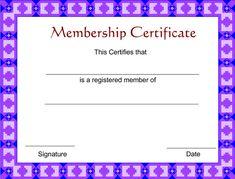Internship Certificate Templates Free Millennial Internships