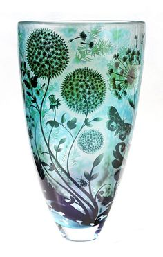 Harrods new collection / - Jonathan Harris  Studio Glass