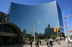 Ontario Hydro Building in Toronto, Ontario, Canada